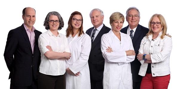 Membres du comité scientifique du Congrès annuel de médecine - CAMd - Médecins francophones du Canada